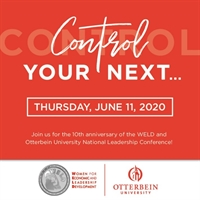 WELD | Otterbein 2020 National Leadership Conference: Main Track