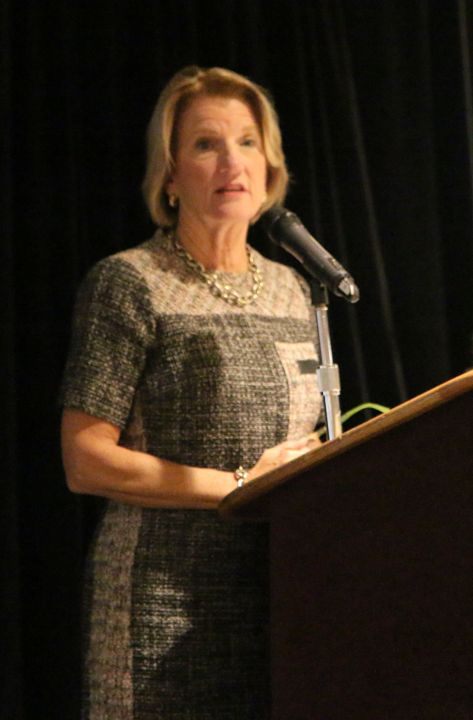 Photo of United States Senator Shelley Moore Capito