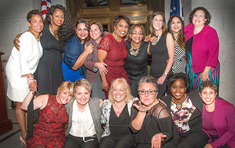 Photo of WELD Columbus Women Welding the Way Honorees