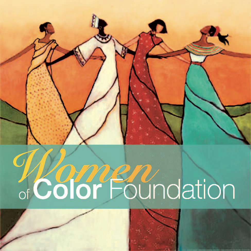 Woman of Color Foundation logo