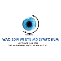 2019 WAO Eye MD Symposium Exhibitors and Sponsors