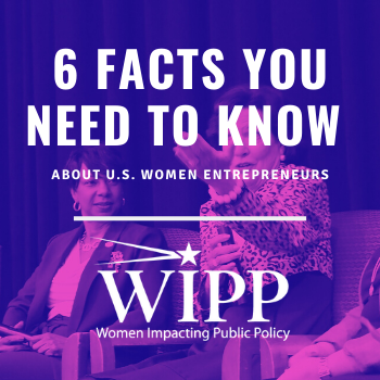 6 Facts About Women Entrepreneurs