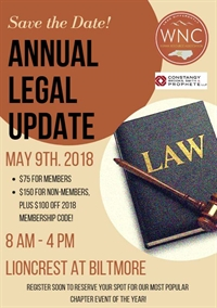 Annual Legal Update