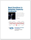 Best Practices in Satellite Capacity Contracts