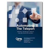 WTA Webinar: Automating the Teleport