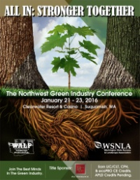 Northwest Green Industry Conference