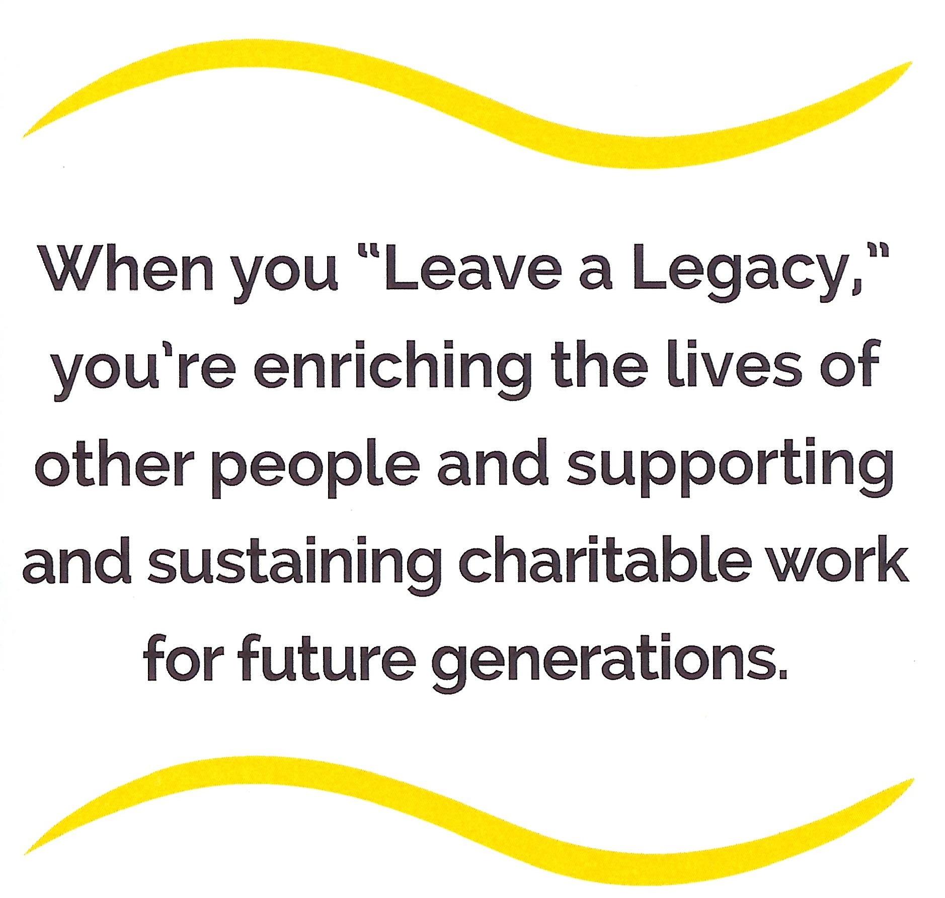 legacy essay