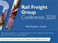 Waterfront: Rail Freight Group Conference