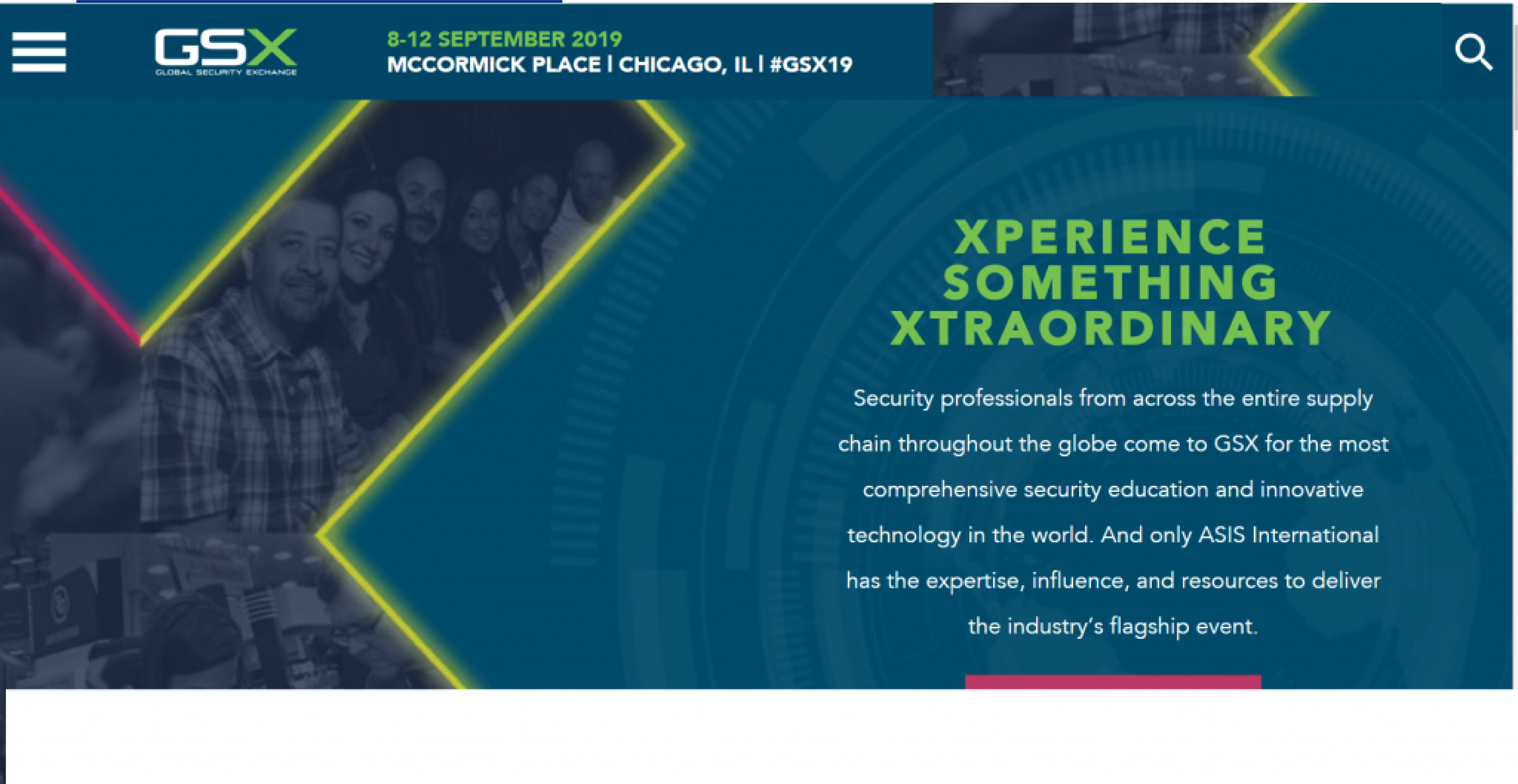 Global Security Exchange (GSX) 2019