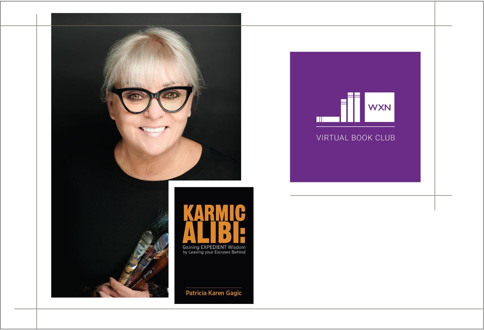 WXN Virtual Book Club featuring Patricia Karen Gagic