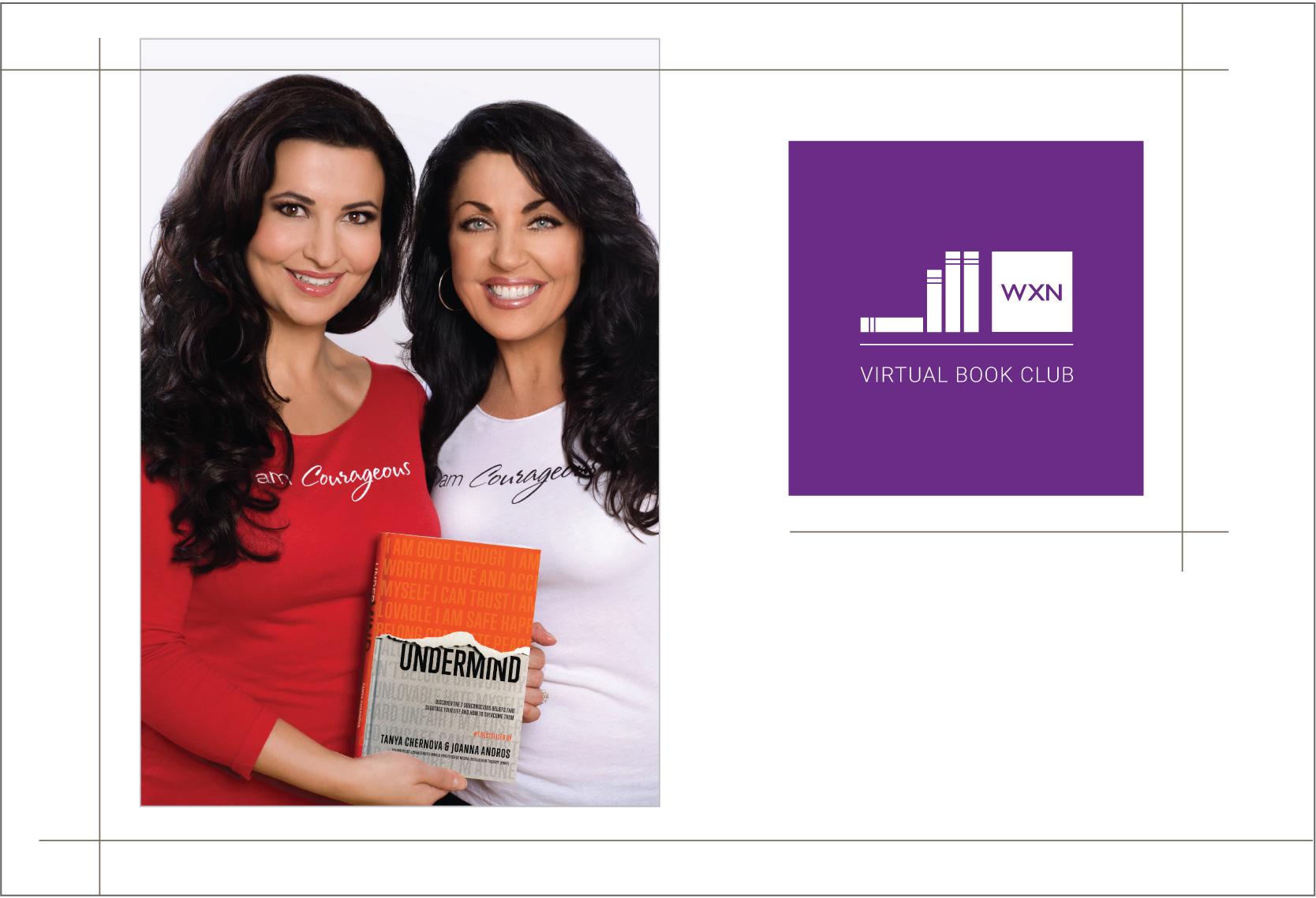 WXN Virtual Book Club featuring Tanya Chernova and Joanna Andros