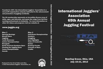 2013 IJA fest DVD cover